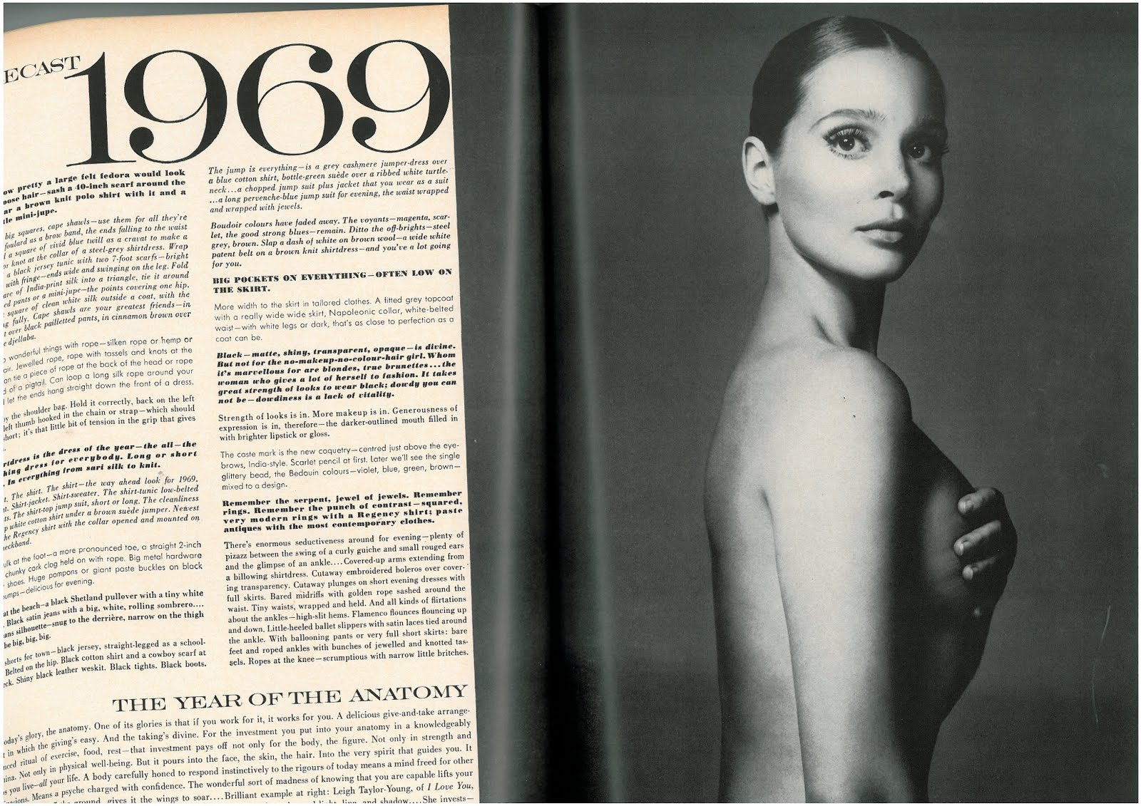 1969: Avedon - LTY - Leigh Taylor-Young | LTY - Leigh Taylor-